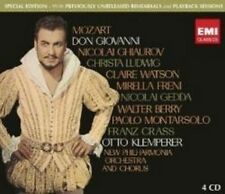 Otto Klemperer - Mozart Don Giovanni (NEW 4CD)