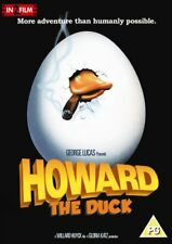 HOWARD THE DUCK DVD NEW REGION 2