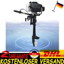 4-Takt 4PS Außenborder Motor Bootsmotor Aussenbordmotor Benzinmotor Luftkühlung