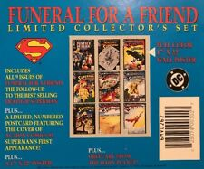 21 DC SUPERMAN COMIC BOOKS~DOOMSDAY~Death of a Friend~Reign Of The Superman Extr