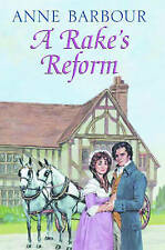 Anne Barbour, A Rake's Reform, Very Good Book