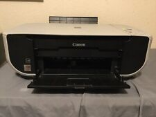 Canon PIXMA MP190 All-In-One Inkjet Printer Great Condition w/ USB Adapter