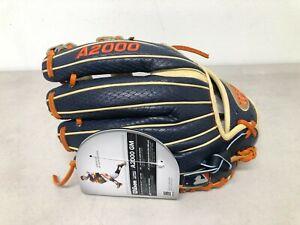 "BRAND NEW Wilson A2000 GM JA27 11.5"" Right-Handed Baseball Glove WTA20RB20JA27GM"