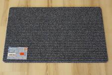 ZERBINO TAPPETINO Rib LINEA 24 blu 40x60 cm