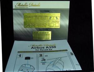 Metallic Details 1/144 Airbus A350 Detailing Set # MD14419