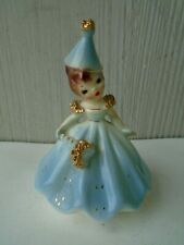 Vintage Josef Originals Tilt Head Doll Of The Month January New Year w Party Hat