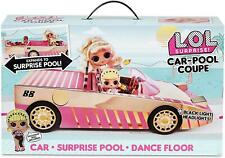 LOL Surprise! Car-Pool Coupe with exclusive Tot Doll