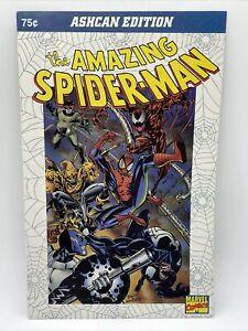 AMAZING SPIDER-MAN BLACK & WHITE ASH CAN EDITION 12 PAGE MARVEL MINI COMIC 1994