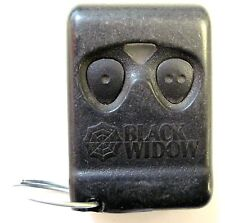 J5523518T1 aftermarket keyless remote BW 2 btn red led phob transmitter clicker