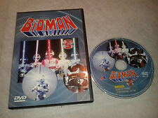 BIOMAN VOLUME 5 EP 27 À 32 SERIE T.V AB MANGAS DVD VF