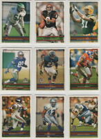 1996 Topps Football Team Sets **Pick Your Team**