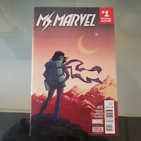MS MARVEL #12 1ST APPEARANCE OF RED DAGGER DISNEY PLUS SHOW NM 9.8 CGC READY