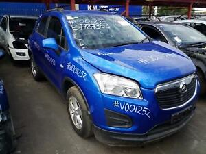 HOLDEN TRAX 2016 VEHICLE WRECKING PARTS ## V001252 ##