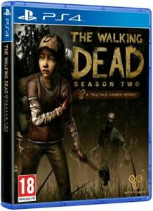 The Walking Dead - Season 2 (Playstation 4 PS4) Great Condition