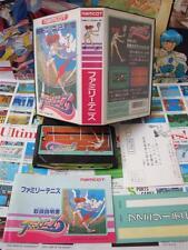 Famicom FC:Family Tennis [TOP NAMCO & BON ETAT] COMPLET - Jap
