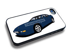 PORSCHE 944 iPHONE 5/6/7/8/X PERSONALISED CLIP ON COVER