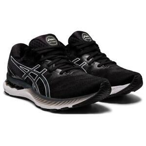 ASICS Woman GEL NIMBUS 23 Scarpe Donna Running Neutral BLACK WHITE 1012A885 001