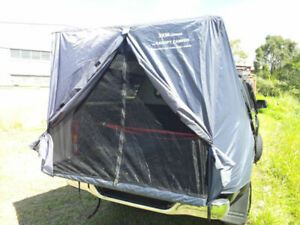 The Canopy Camper Tent - NO Poles Required 3XM