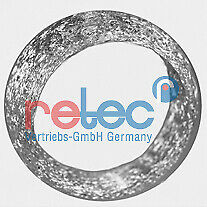 retec Dichtung, Abgasrohr 6652.01 für FORD OPEL RENAULT