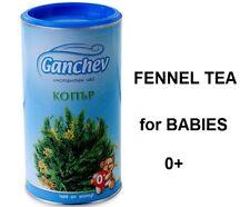 Ganchev Fennel Tea For Baby Kids 0+ calme coliques & problèmes digestifs 200 g