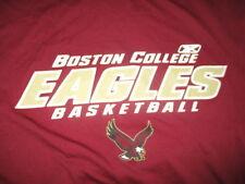 Reebok BOSTON COLLEGE EAGLES Basketball PlayDry (XL) T-Shirt