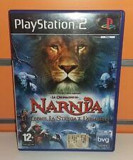 Le Cronache di Narnia: il Leone, la Strega e l'Armadio PS2 USATO ITA