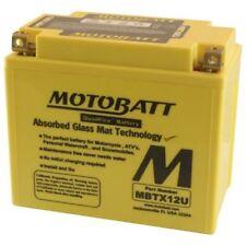 Motobatt Battery For Triumph Tiger 955cc 02-06