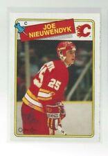 1988-89 O-Pee-Chee #16 Joe Nieuwendyk RC