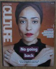 Zadie Smith – Culture magazine – 6 November 2016