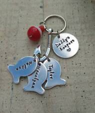 Fishing lure Keychain Custom Personalized name Father's Day Gift dad grandpa