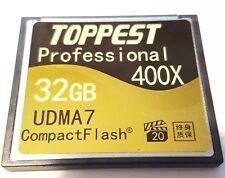 Compact Flash Card 32gb 400x CF tarjeta de memoria Memory Card nuevo gangas