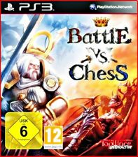 Battle vs Chess-Sony PS3-Neuf Avec Bande d'ouverture Factory Sealed Free Uk Postage