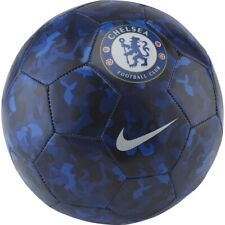 Nike Chelsea Fc Supporter 2018 - 2019 Soccer Ball Camo Blue Size 5