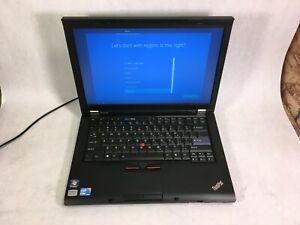 "Lenovo Thinkpad T420 14"" Laptop Intel Core i5 4GB 500GB Windows 10"