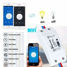 Switch Smart WiFi Sonoff ITEAD  Wireless Module ABS Shell Socket for DIY Home AP