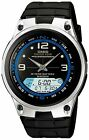 Casio Men's Illuminator Digital Watch, LCD Dial, Neo-Display, 5 ATM, AW-82B-1AV