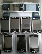 Lot Of 9 Dell Axim X50 X51 Pda Book Scouting Lot Of 9 Untested Cf Socket Scanner