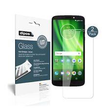 2x Lenovo Moto G6 Play Protector de Pantalla Vidrio Flexible Cristal Proteccion