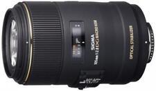 Objectifs Macro pour appareil photo et caméscope Sigma, sur l'auto & manuelle