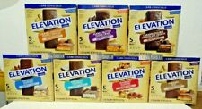 Millville Elevation Protein Bars Carb Conscious Full 7 Variety Flavors Bundle