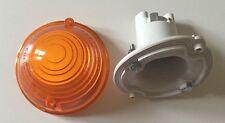 Classica FIAT 500 D F L R G Anteriore Indicatore GRUPPO Lampada Ambra Arancione SINISTRA = DESTRA