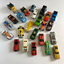 Vintage Lot Hot Wheels, Matchbox Cars and More (1970's-2000's) - 24 Cars/Trucks