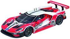 """Top Tuning Carrera Digital 124 - Ford Gt Race Car """" No.24"""" Antiguos como 23841"""