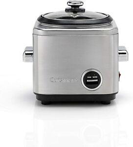 CUISINART Reiskocher Aufatz zum Dampfgaren,400g Fassungsvermögen CRC400E;L
