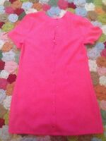 New Look Pink Tunic Shirt Size 8 BNWT Cameo Rose