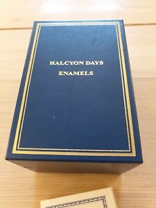 Hazel Watership Down Halcyon Days Enamels