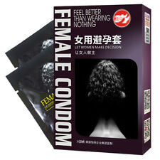 Condoms For Women Natural Latex Condoms For Female High Experience