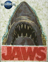 UNIVERSAL PICTURES JAWS MOVIE 1975 VINTAGE T-SHIRT IRON-ON HEAT TRANSFER RARE