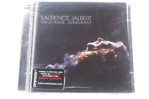 laurence jalbert sur la route... evidemment 776693120126 SEALED CD A35