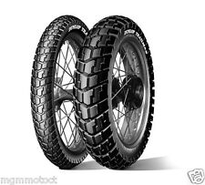COPPIA PNEUMATICI GOMME DUNLOP TRAILMAX 90/90 21 54T 120/90 17 64S